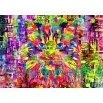 Puzzle   Wonderful Cat