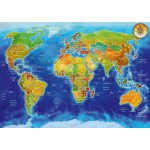 Puzzle   World Geo-Political Map