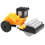 Brixies-38449141 3D Nano Puzzle - JCB Compactor