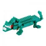 3D Nano Puzzle - Crocodile