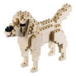 3D Nano Puzzle - Golden Retriever