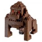 3D Nano Puzzle - Gorilla