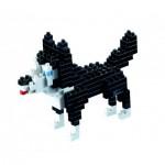 3D Nano Puzzle - Husky