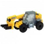 3D Nano Puzzle - JCB Loadall
