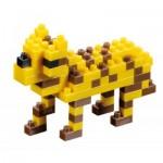 3D Nano Puzzle - Leopard