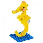 Brixies-58436 3D Nano Puzzle - Sea Horse
