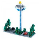 Nano 3D Puzzle - Changi Airport Tower (Level 3)
