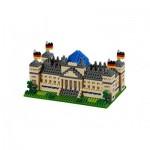 Nano 3D Puzzle - Reichstag Berlin (Level 4)