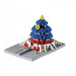 Nano 3D Puzzle - Temple of Heaven (Level 3)