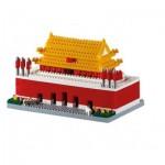 Nano 3D Puzzle - Tiananmen Square (Level 4)