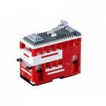 Nano 3D Puzzle - Tram (Level 3)