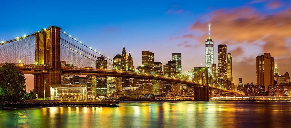 Puzzle Brooklyn Bridge New York Castorland 060399 600