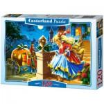 Puzzle  Castorland-012794 Cendrillon