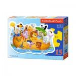 Puzzle  Castorland-015054 Noah's Ark