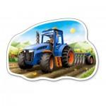 Puzzle  Castorland-015184 Tractor