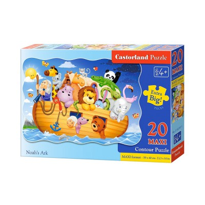 Puzzle Castorland-02245 XXL Pieces - Noah's Ark
