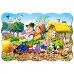 Puzzle  Castorland-02283 XXL Pieces - Big Turnip