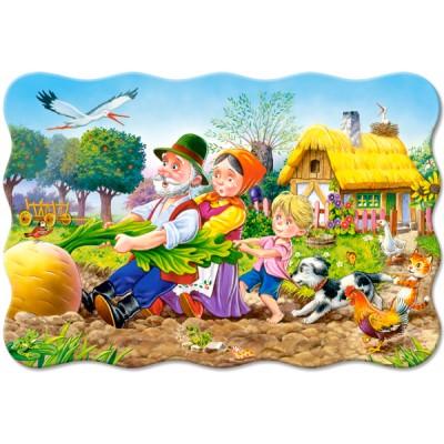 Puzzle Castorland-02283 XXL Pieces - Big Turnip
