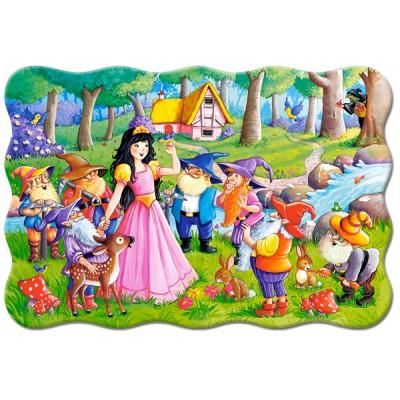 Puzzle Castorland-02320 XXL Pieces - Snow White