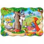 Puzzle  Castorland-02337 XXL Pieces - Little Red Riding Hood