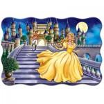 Puzzle  Castorland-02351 XXL Pieces - Cinderella