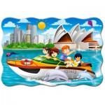 Puzzle  Castorland-02375 XXL Pieces - Sydney