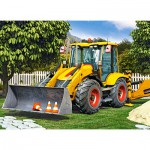 Puzzle  Castorland-030064 Compact Loader
