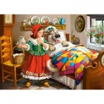 Puzzle  Castorland-030118 Little Red Riding Hood