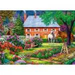 Puzzle  Castorland-030217 The Sweet Garden