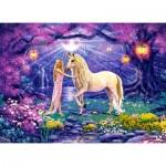 Puzzle  Castorland-030224 Unicorn Garden