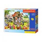 Puzzle  Castorland-030248 Birdhouse