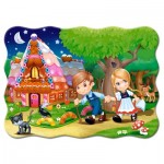 Puzzle  Castorland-03532 Hansel and Gretel