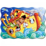Puzzle  Castorland-03556 Noah's Ark