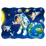 Puzzle  Castorland-03594 Space Walk