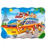 Puzzle  Castorland-03624 Paris, France