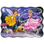 Puzzle  Castorland-03747 Cinderella