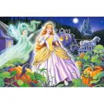 Puzzle  Castorland-040155 XXL Pieces - Cinderella