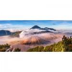 Puzzle  Castorland-060214 Bromo Volcano, Indonesia