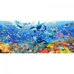 Puzzle  Castorland-060375 Underwater Paradise