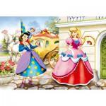 Puzzle  Castorland-06540 Cinderella