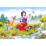 Puzzle  Castorland-06557 Snow White