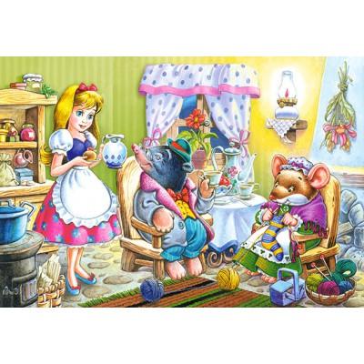 Puzzle Castorland-06632 Thumbelina