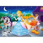 Puzzle  Castorland-06908 Cinderella