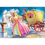 Puzzle  Castorland-08521-B03 Cinderella