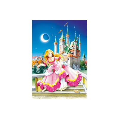 Puzzle Castorland-08521-B07 Cinderella