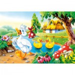 Puzzle  Castorland-08521-B09 The Ugly Duckling