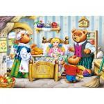Puzzle  Castorland-08521-B11 Goldilocks