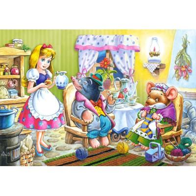 Puzzle Castorland-08521-B16 Alice in Wonderland