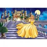 Castorland-08521-B2-7 Mini Puzzle - Cinderella