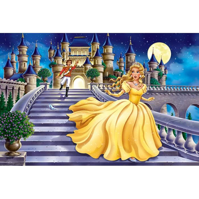 Mini Puzzle - Cinderella